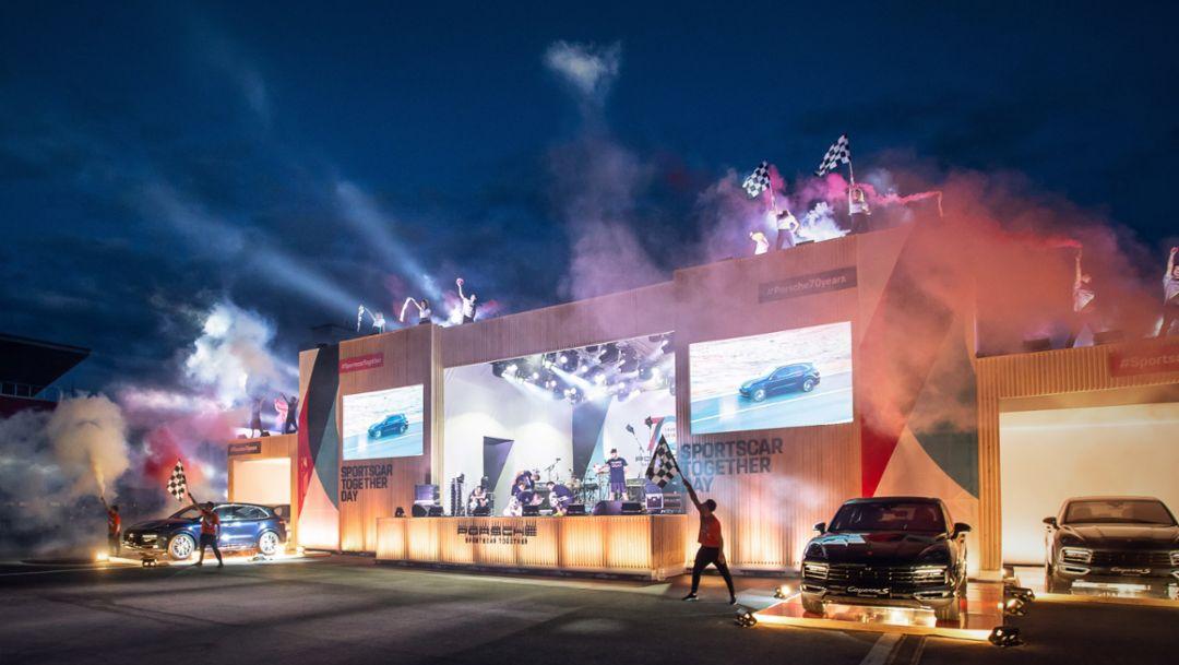 Porsche: 70 лет вместе