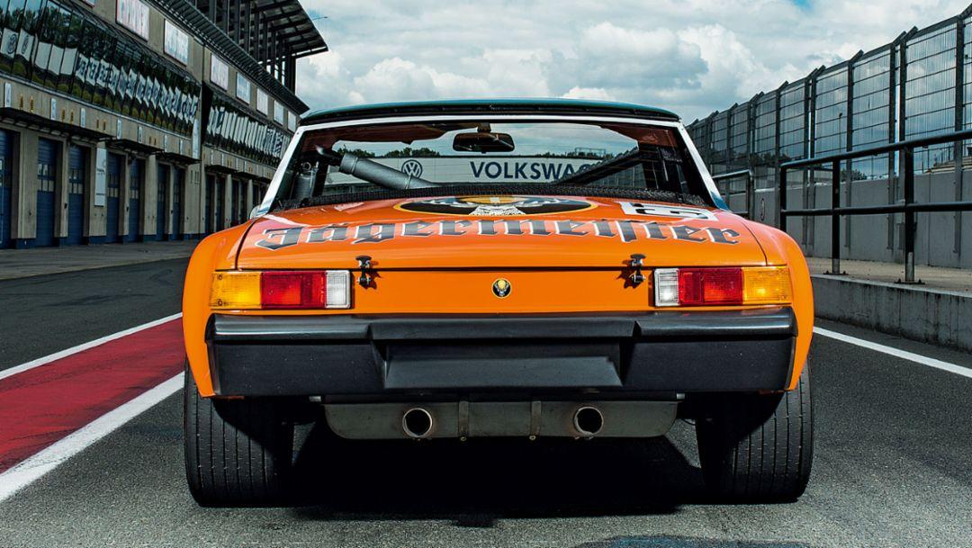 Porsche 914/6, Motorsport Arena Oschersleben, 2016, Porsche AG