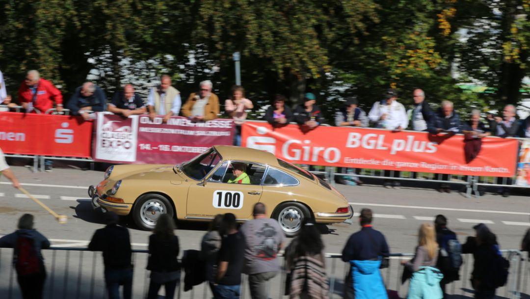 Porsche 911, Rossfeld Rally, Berchtesgaden, 2016, Porsche AG
