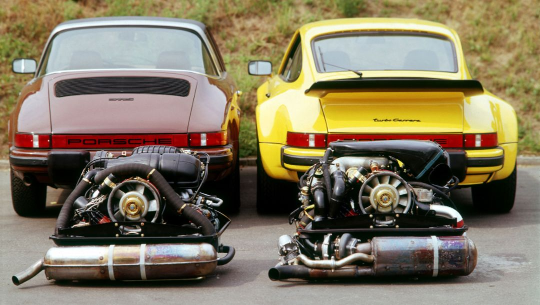 911 поколения G, Porsche AG