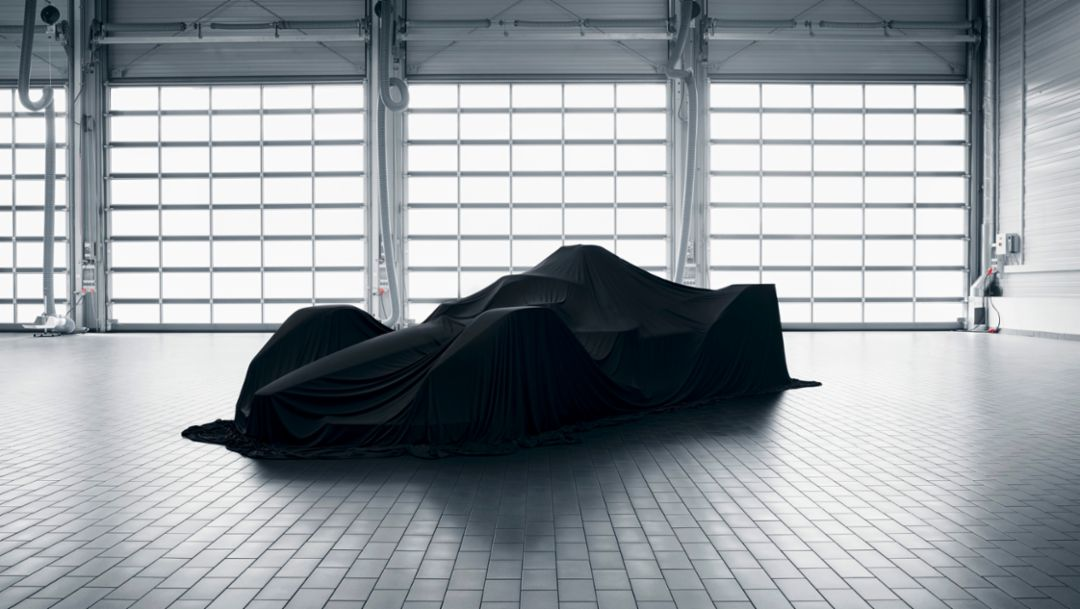 """Formula E Unlocked"": The game to unveil the Porsche Formula E car"