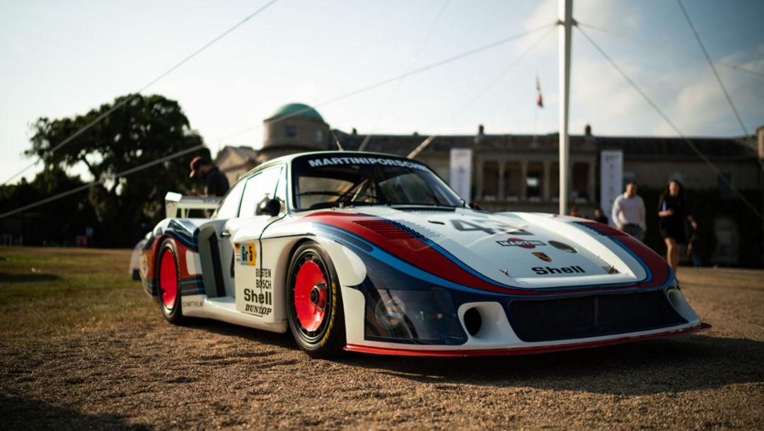"935/78 ""Moby Dick"", Goodwood Festival of Speed, 2018, Porsche AG"