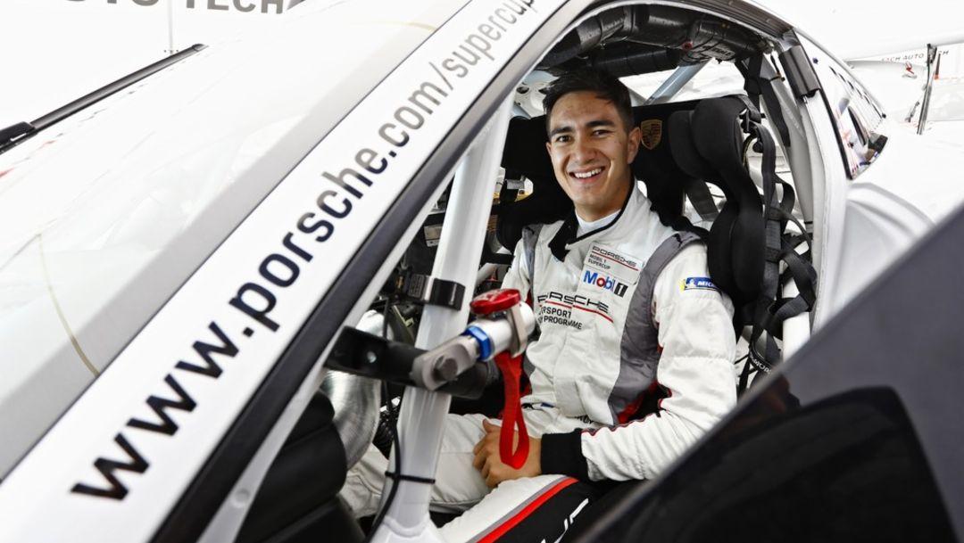 Jaxon Evans to contest 2020 Porsche Mobil 1 Supercup as Porsche Junior driver
