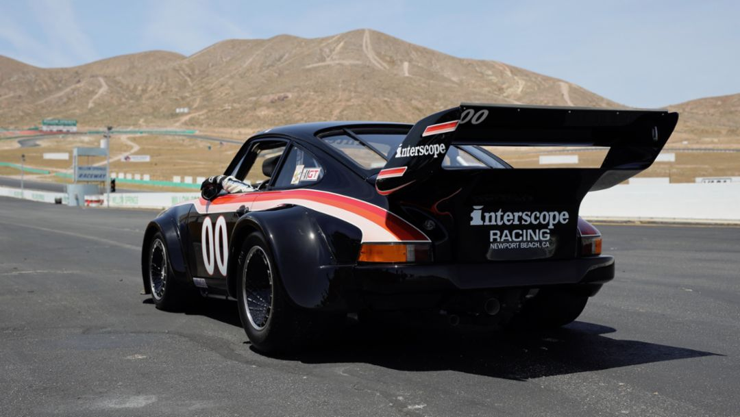 Porsche 934.5, Willow Springs, 2019, Porsche AG