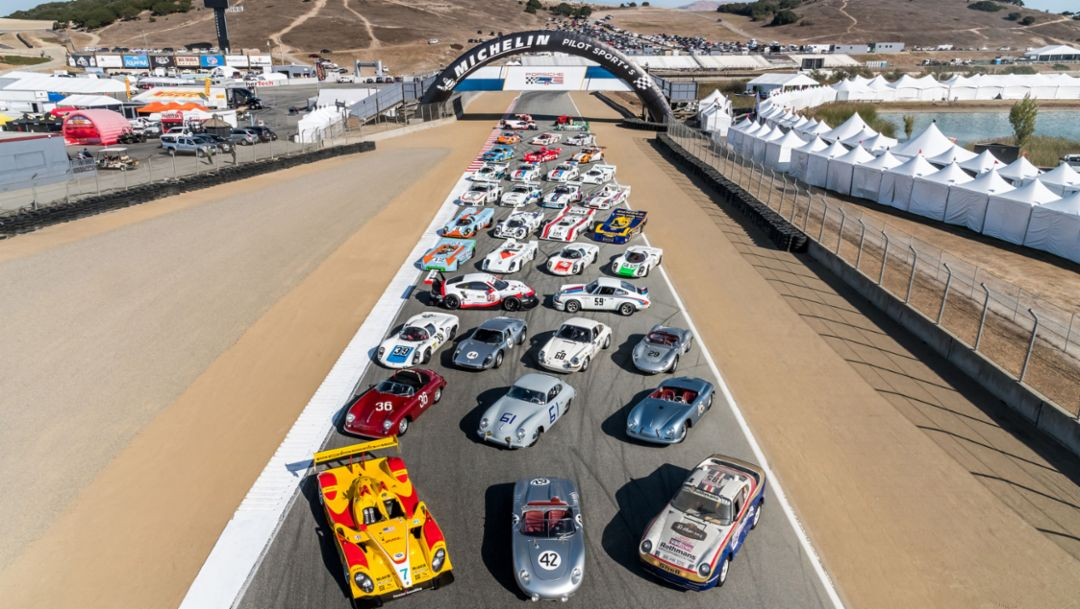 Rennsport Reunion: of man and machines
