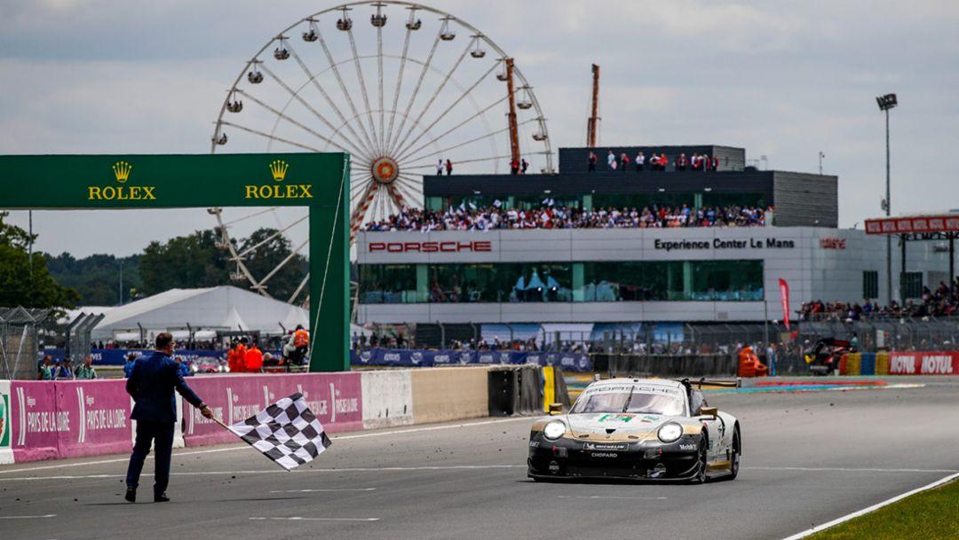 Vierfachtriumph in Weltmeisterschaft: Das war Le Mans 2019