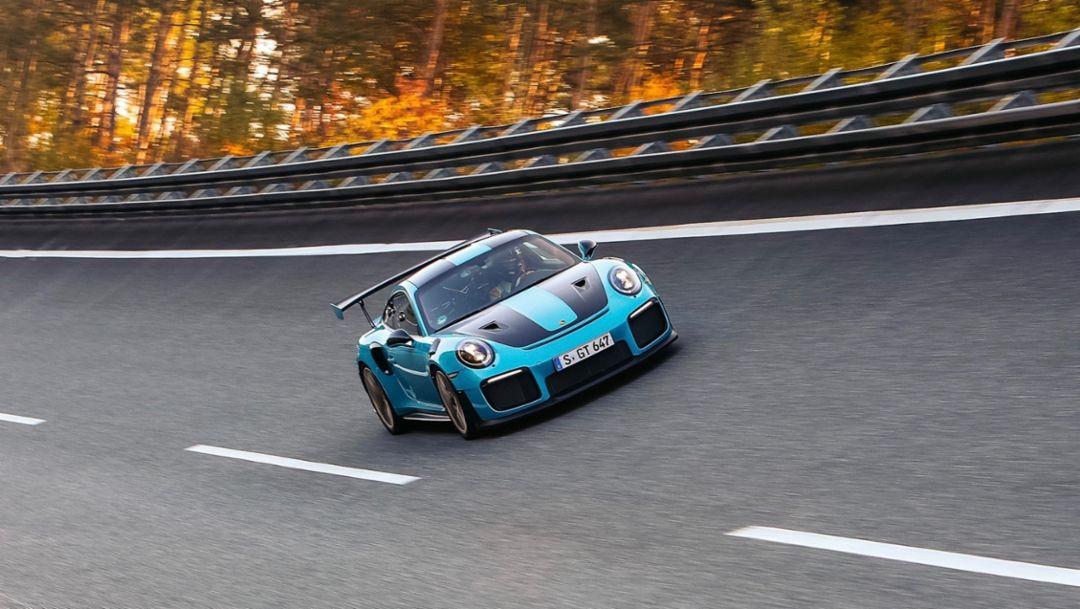 911 GT2 RS, 2018, Porsche AG