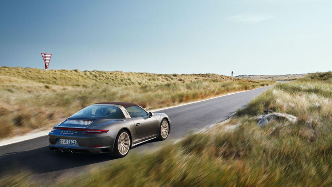 Die 911 Targa 4 GTS Exclusive Manufaktur Edition