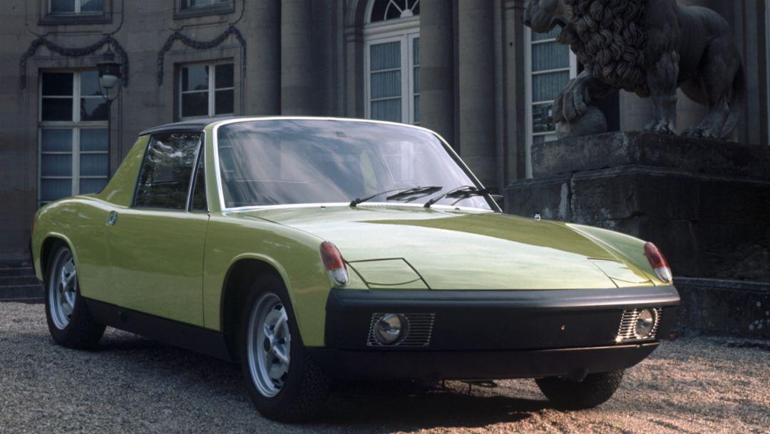 914, Porsche AG