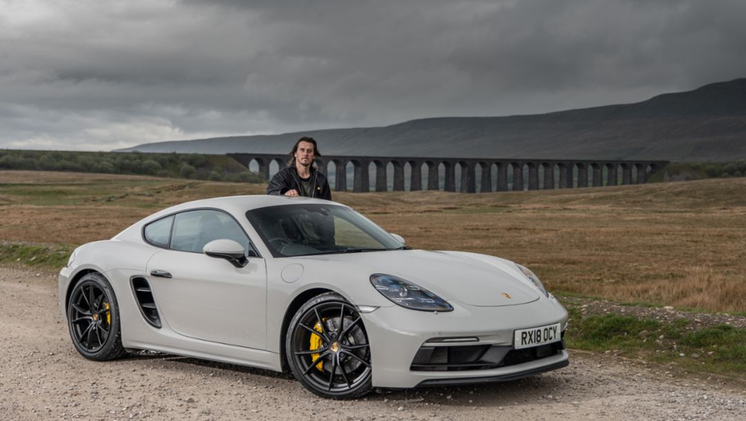 Neil Primrose and a 718 Cayman GTS: The rhythm of the road