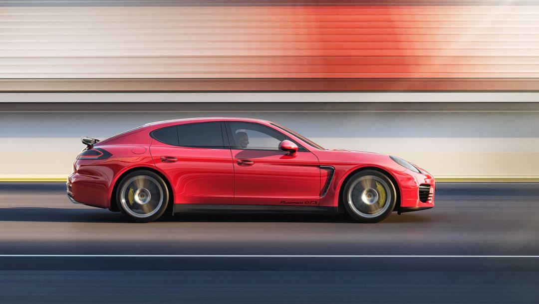 Panamera GTS, 2015, Porsche AG