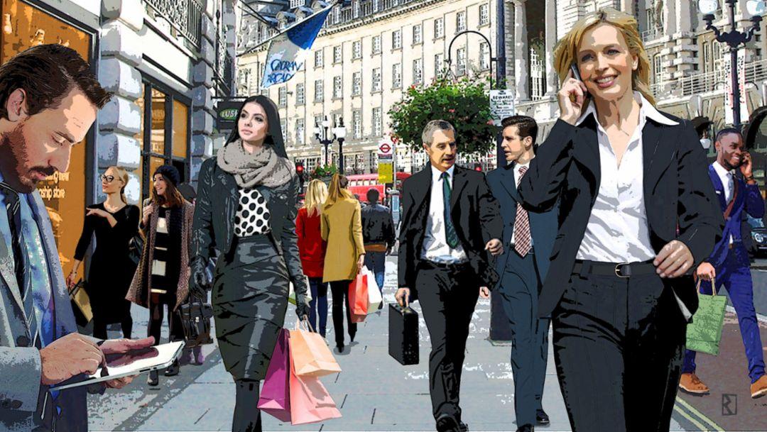 Wie digital sind Londons Einzelhändler?