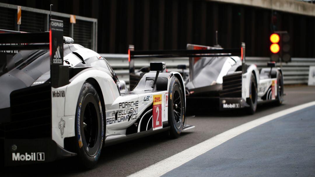 919 Hybrid, Silverstone, 2016, Porsche AG