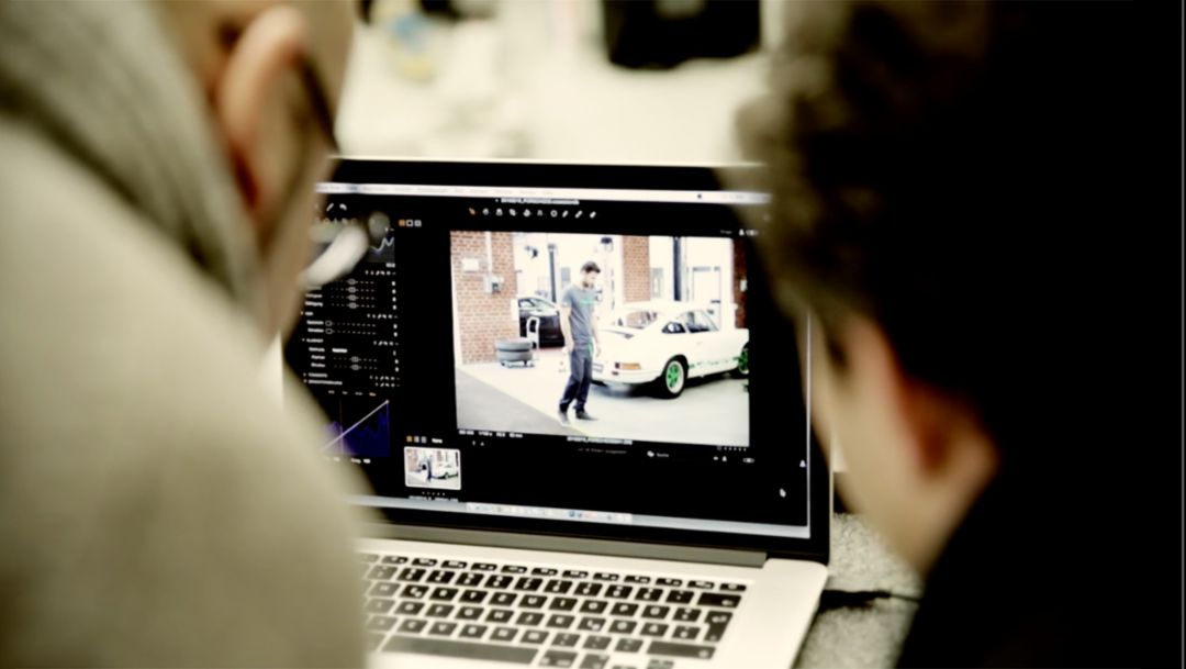 Porsche Driver's Selection – Summer 2015. Making Of.