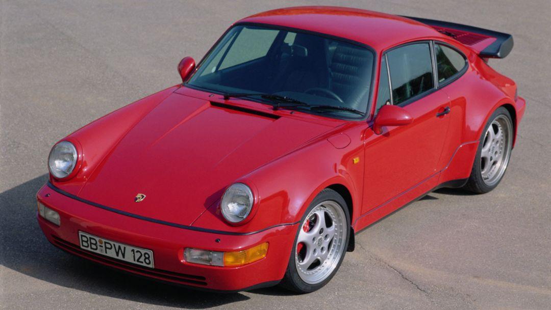 911, Type 964, Porsche AG
