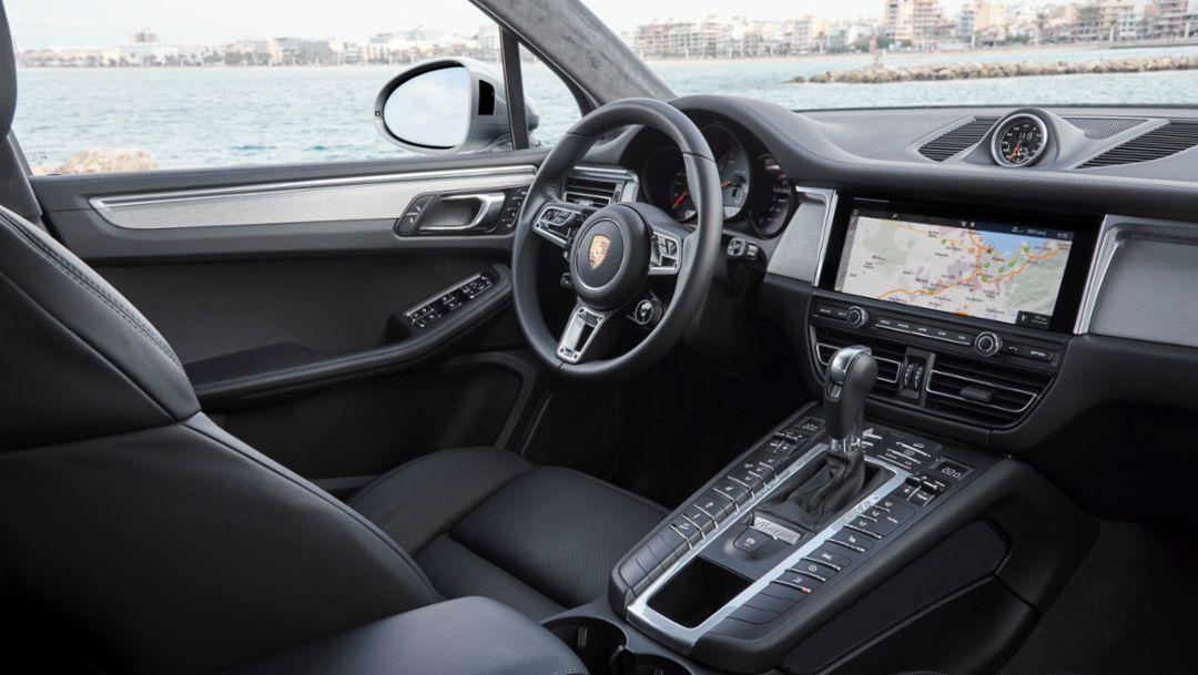 Macan S, Mallorca, 2018, Porsche AG