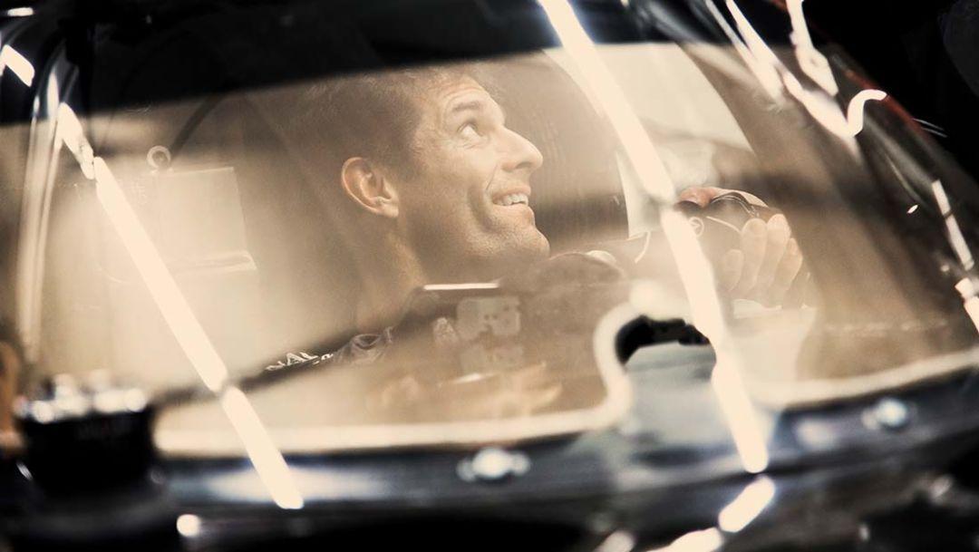 Mark Webber, Werksfahrer, 2014, Porsche AG
