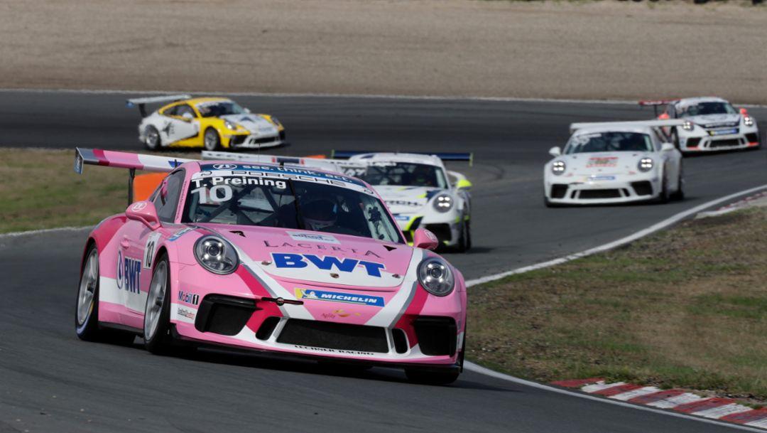 911 GT3 Cup, Porsche Carrera Cup Deutschland, Rennen 9, Zandvoort, 2018, Porsche AG