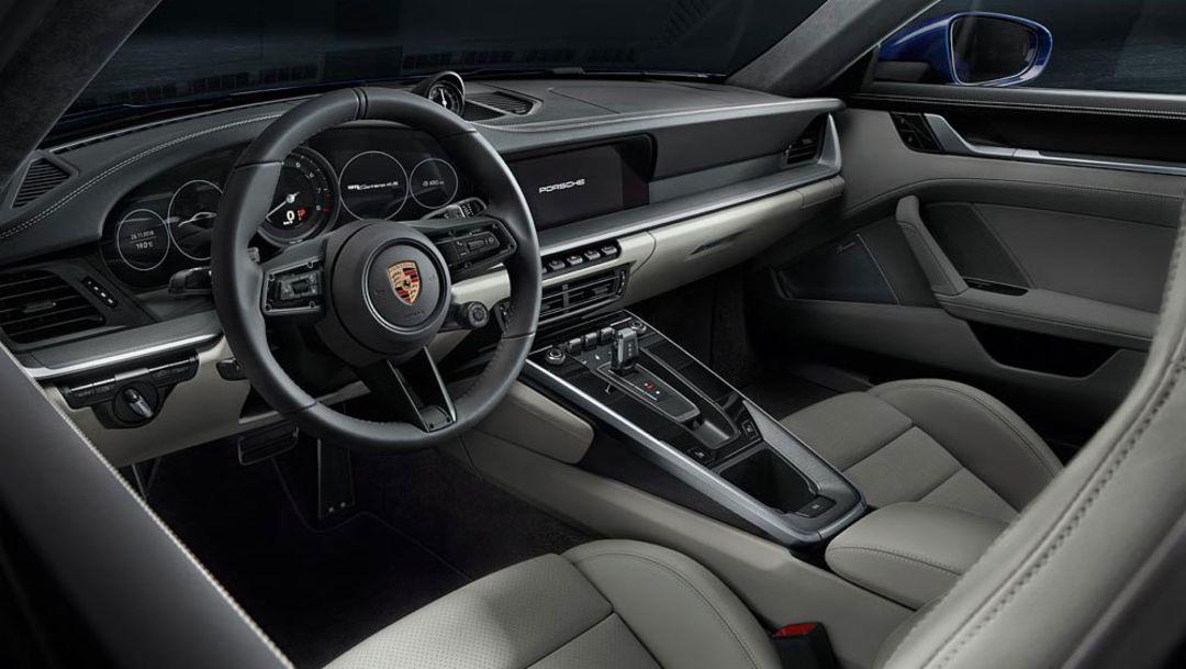 911 Carrera 4S (992), 2018, Porsche AG