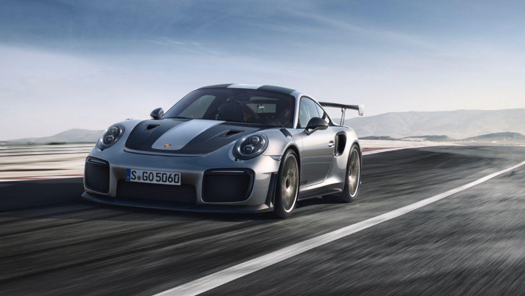 911 GT2 RS, 2017, Porsche AG