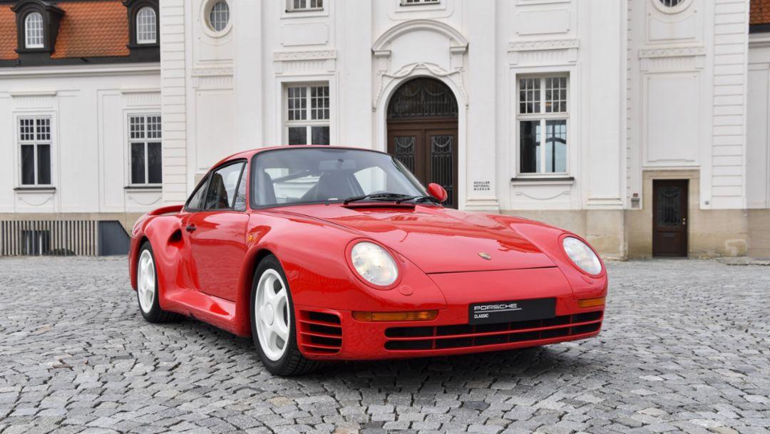 Porsche 959, 2018, Porsche AG