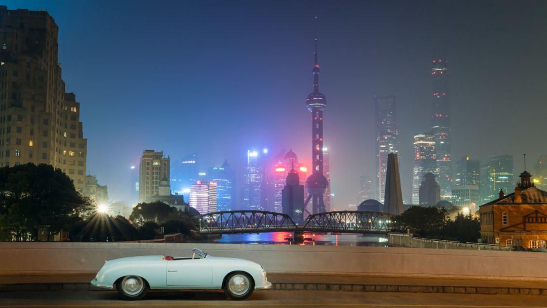 """Ein Klassiker auf Welttournee: der Porsche 356 """"Nr. 1"""""""