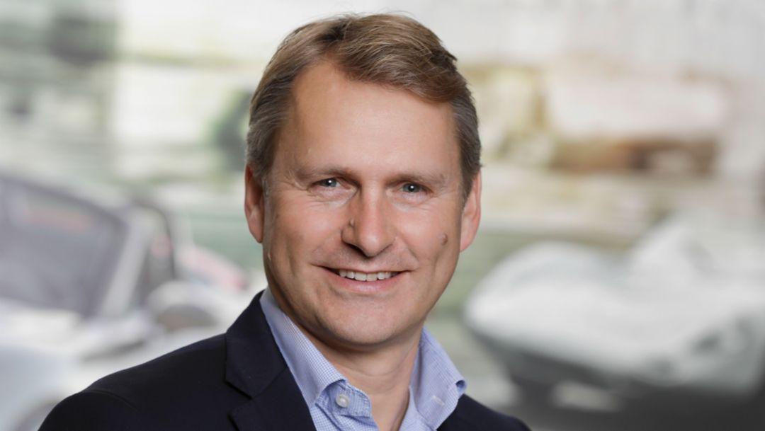 Mattias Ulbrich, 2019, Porsche AG