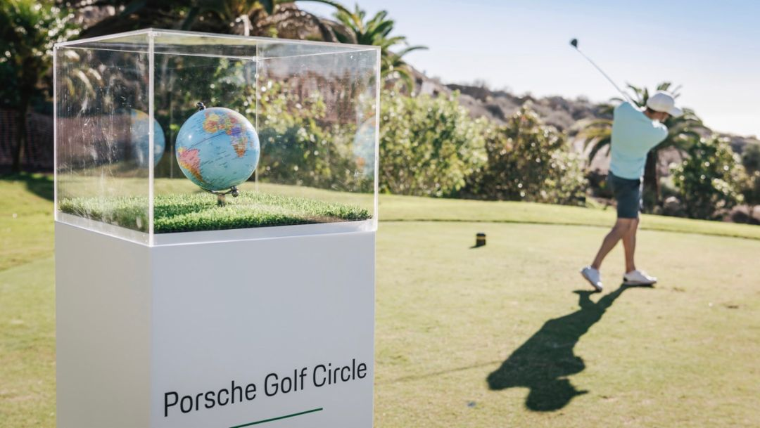 Porsche Golf Circle trifft 2019 den Masters-Champion