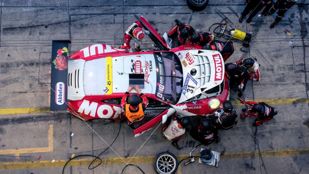 911 GT3 R, 24-Stunden-Rennen, Nürburgring, 2017, Porsche AG