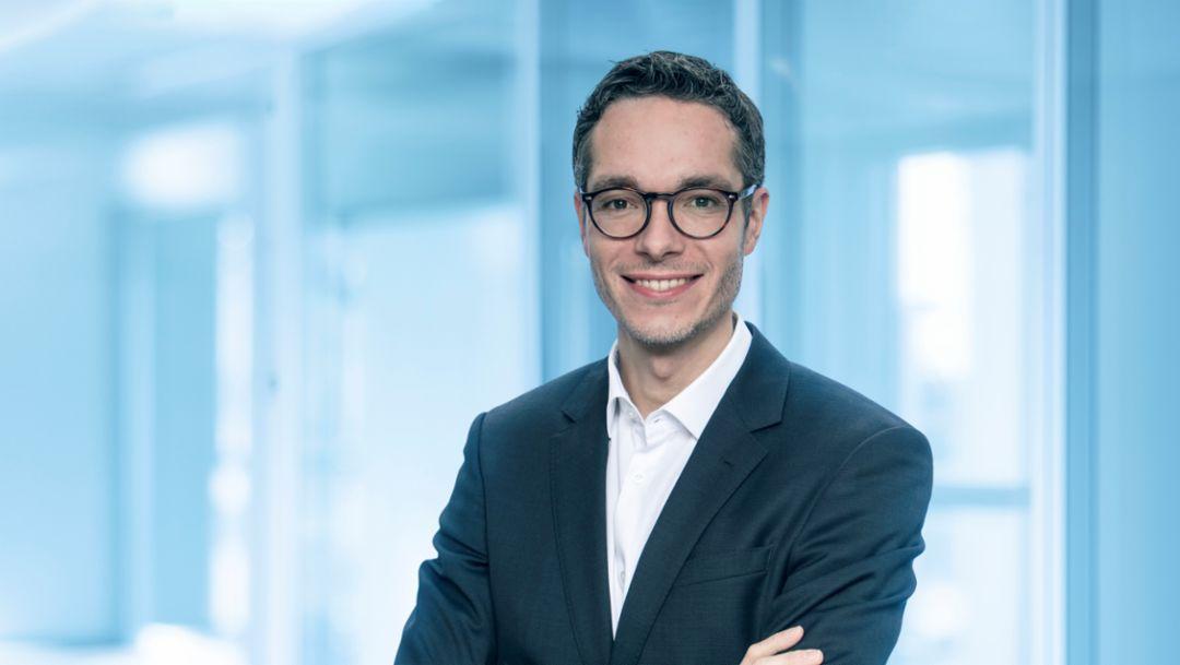Sebastian Rudolph wird neuer Leiter der Porsche Kommunikation