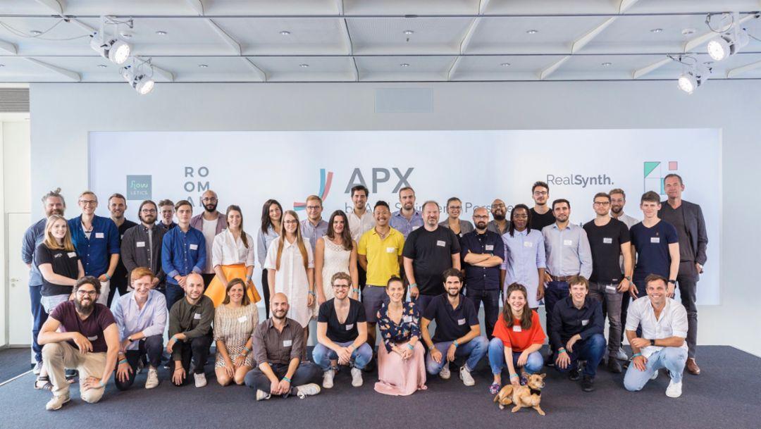 Erster APX Investorentag: Pitchen um frisches Kapital