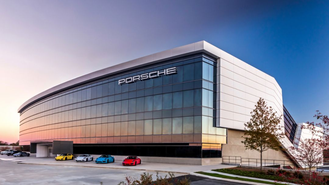 Porsche Digital opens second location in the US