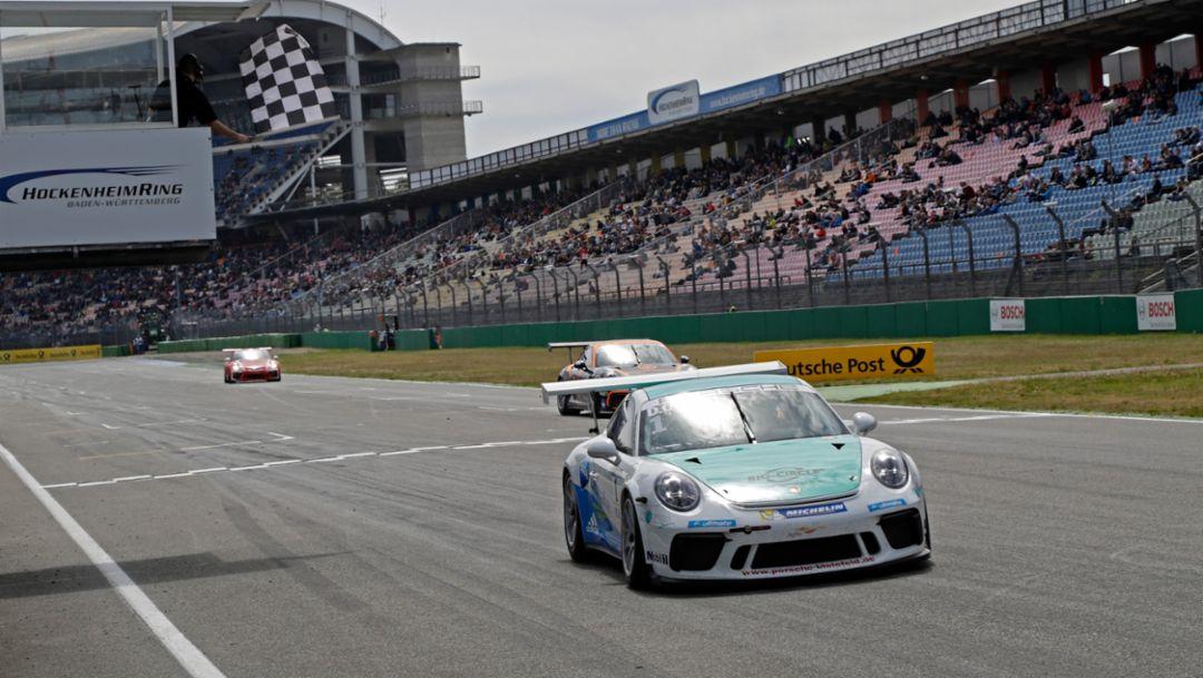 911 GT3 Cup, Hockenheimring, 2017, Porsche AG