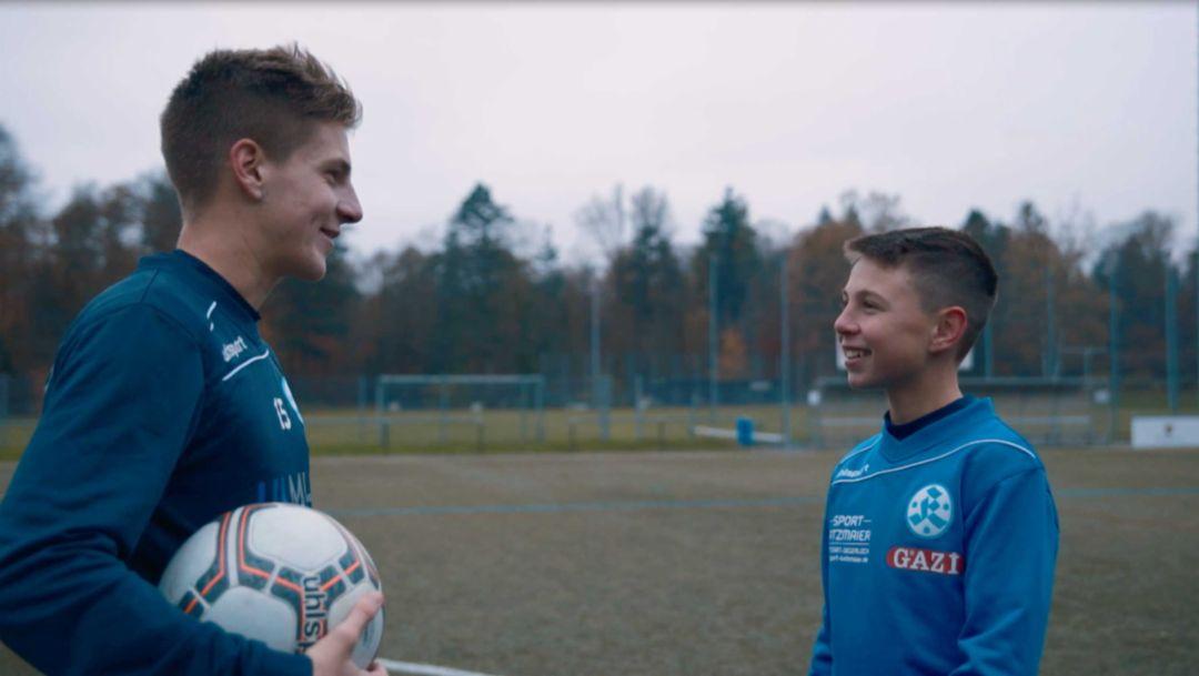 """""""Vorbilder im Verein"""" bei den Stuttgarter Kickers"""
