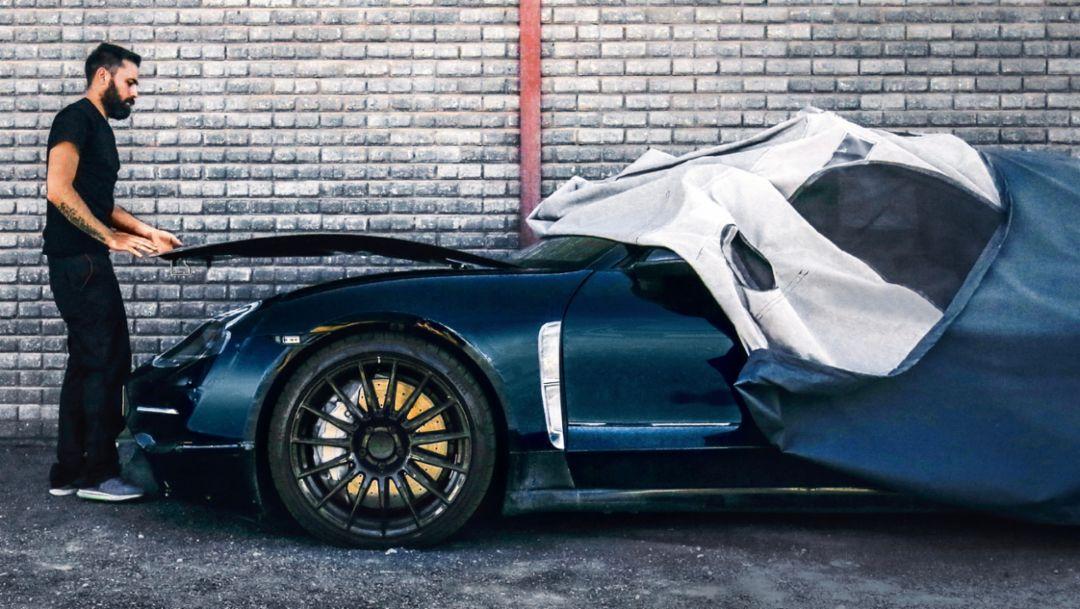 Миссия Е: Porsche Taycan и будущее электромобилей
