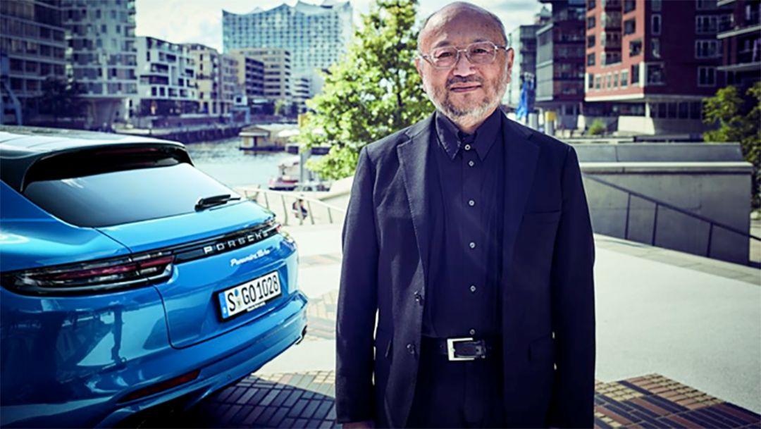 Yasuhisa Toyota, Akustikdesigner, Panamera Turbo, 2017, Porsche AG