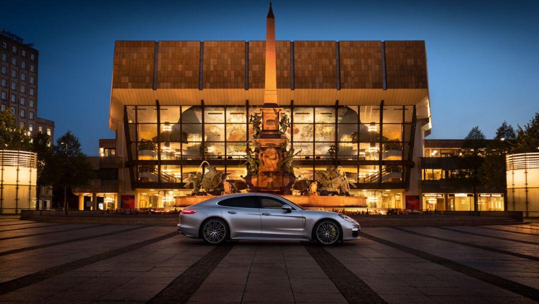 Porsche brings sound of Gewandhaus Orchestra to Stuttgart's city centre