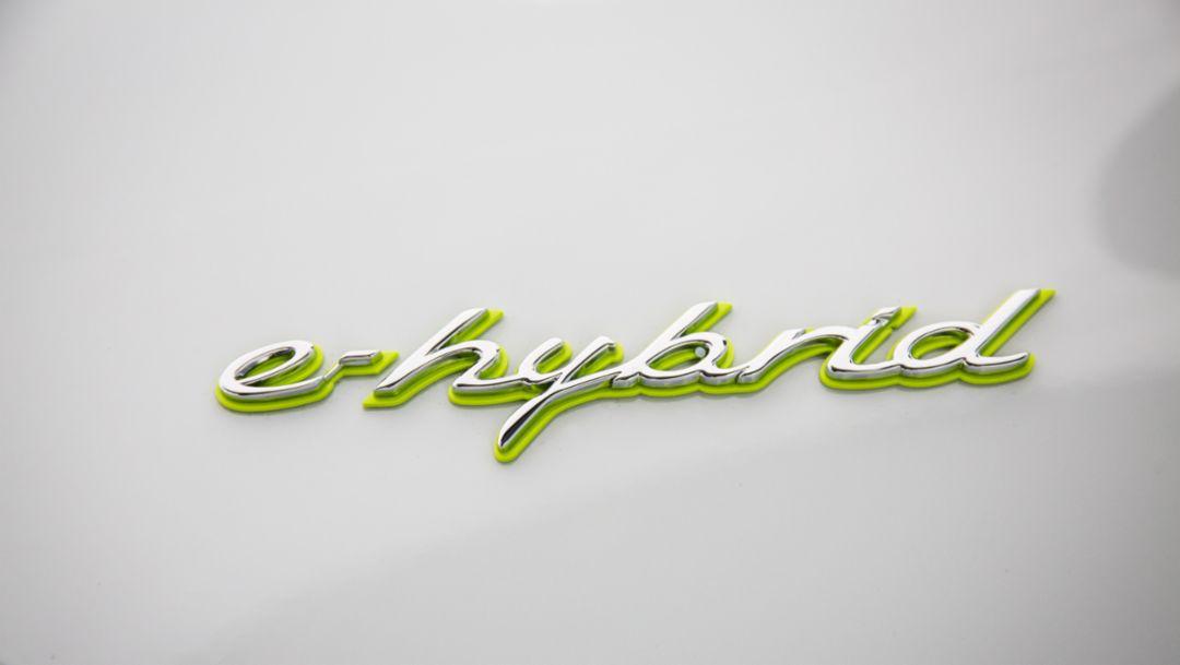 全新保时捷 Cayenne E-Hybrid 中国首发