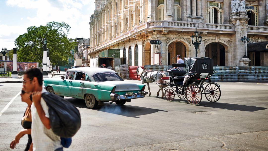 Plymouth, Havanna, 2016, Porsche AG