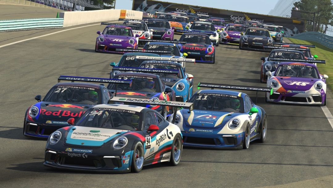 Porsche Esports Supercup: Qualifying for the 2020 season is underway