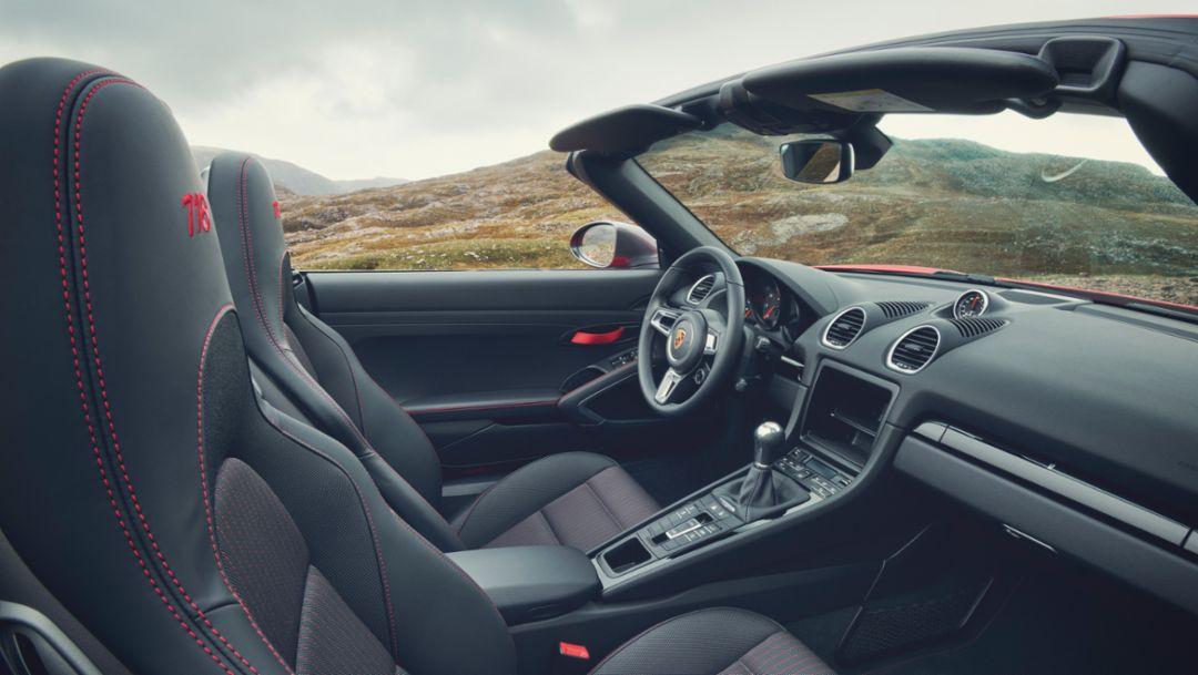 718 Boxster T, 2018, Porsche AG