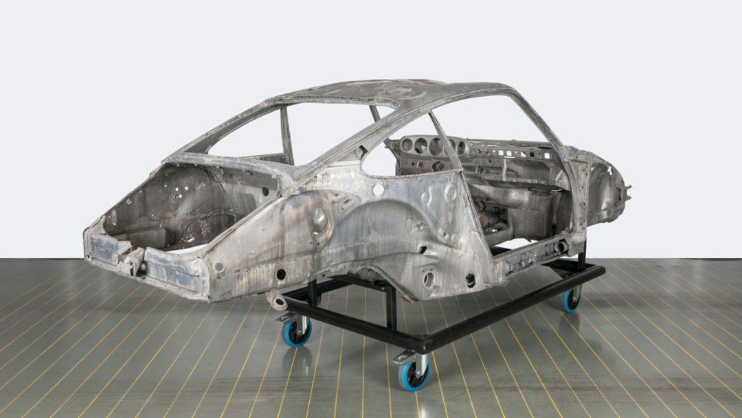 Porsche 911 2.5 S/T, Restoration, 2016, Porsche AG