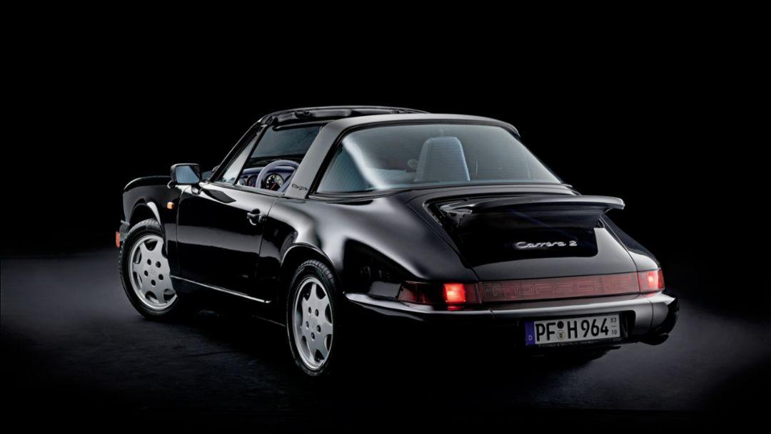 Porsche 911 Targa, 964 (1990–1993), Porsche AG