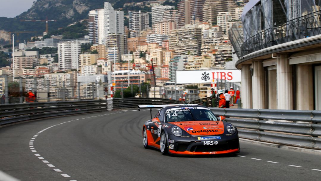911 GT3 Cup, Porsche Mobil 1 Supercup, Monte Carlo, Qualifying, 2018, Porsche AG