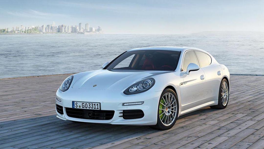 Panamera S E-Hybrid, 2014, Porsche AG