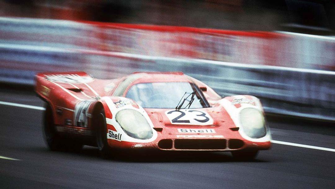 917 KH, Le Mans, 1970, Porsche AG