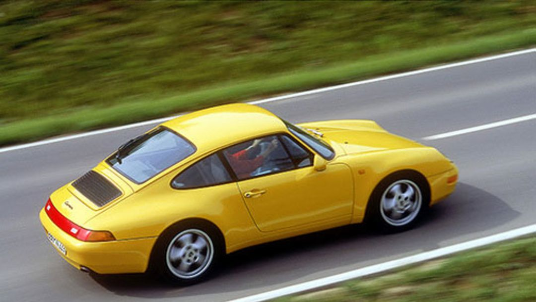 The seven generations of the Porsche 911: Part 4