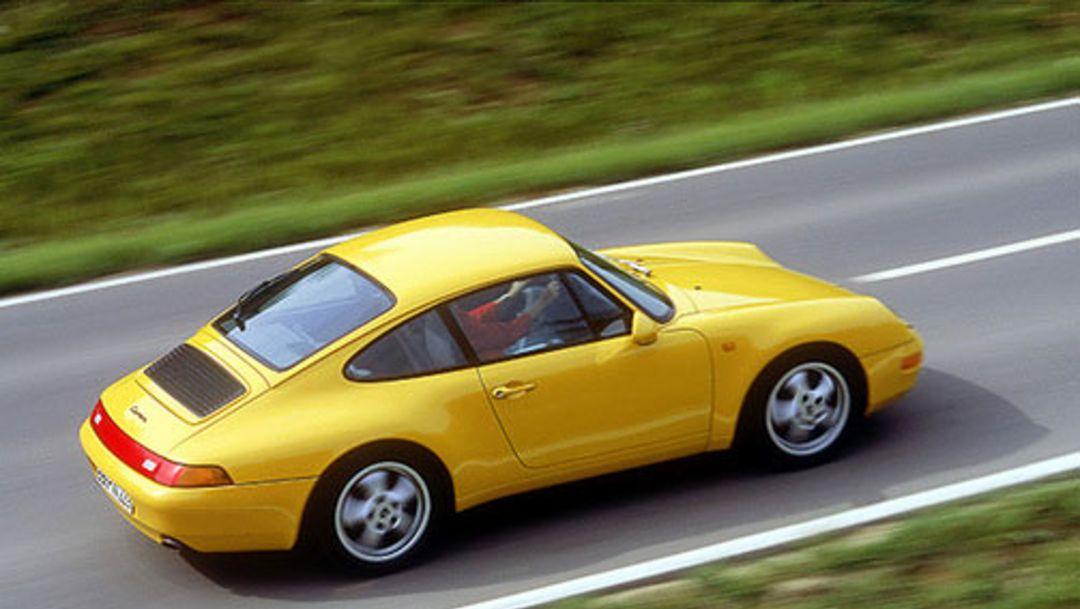 Серия 993: апогей эры двигателей с воздушным охлаждением и последний автомобиль в своем роде