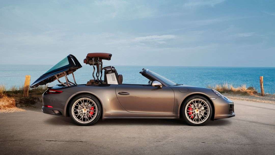 911 (991), 911 Targa 4 GTS Exclusive Manufaktur Edition, Porsche AG