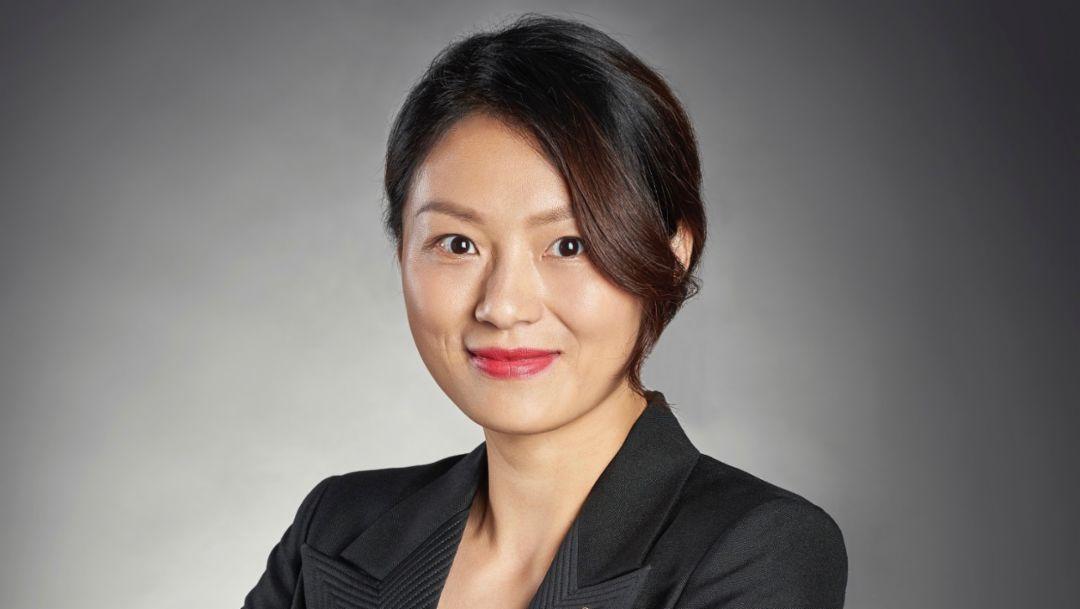洪声女士,保时捷中国代理总裁及首席执行官